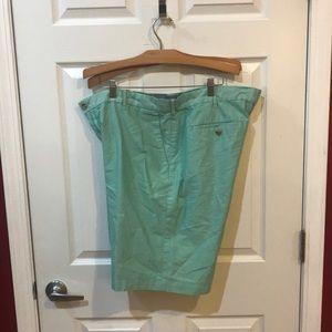 Izod Mint Green Shorts